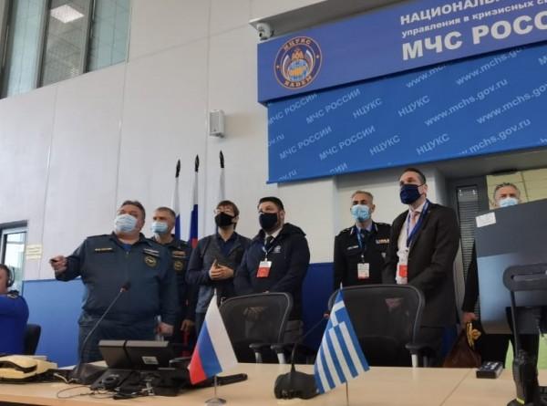 Στη Μόσχα ο Νίκος Χαρδαλιάς – Στο επίκεντρο η ενίσχυση της συνεργασίας Ελλάδας-Ρωσίας