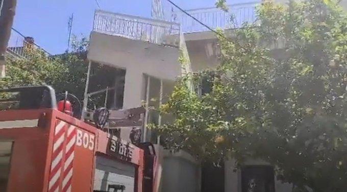 Τραγωδία στην Πάτρα - Νεκρή γυναίκα μετά από πυρκαγιά σε διαμέρισμα