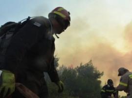 Έπιασαν δουλειά 99 εποχικοί πυροσβέστες στη Σάμο