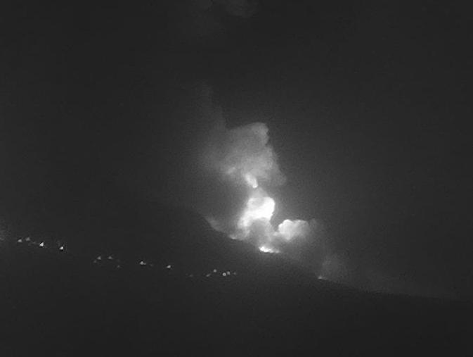Η κόλαση του Δάντη απο την πυρκαγιά στον Σχίνο Κορινθίας - Φωτογραφικό ρεπορτάζ