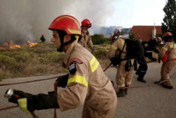 190 προσλήψεις εποχικών στην Πυροσβεστική