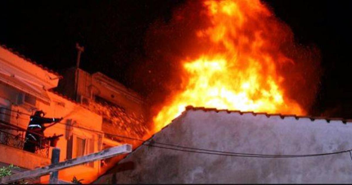 Πυρκαγιά ΤΩΡΑ σε διαμέρισμα στην Νέα Φιλαδέλφεια Αττικής