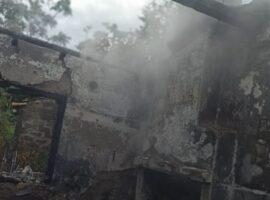 Πυρκαγιά σε αποθήκη στην Νότια Κέρκυρα