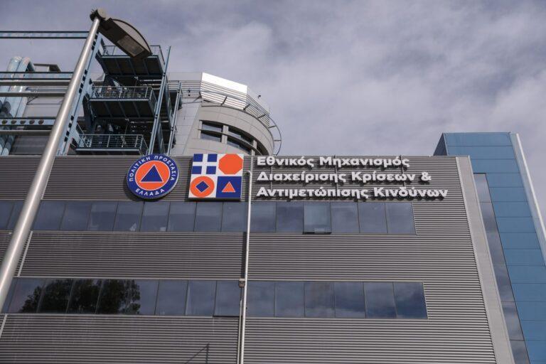 Έκτακτη σύσκεψη στην πολιτική προστασία για εργασίες πρόληψης των πυρκαγιών στην Αττική