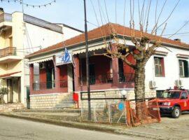 Κορωνοϊός: Απολύμανση στην Πυροσβεστική Θέρμου λόγω κρούσματος