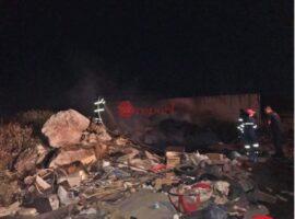Ρόδος: Αφόρητη η κατάσταση με τους Ρομά  – βράδυ-πρωί πυρκαγιές  (Φωτο)