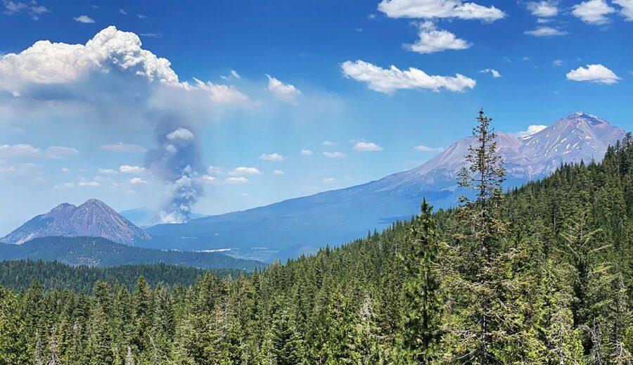 Lava Fire June 27 2021. InciWeb photo 900x519 2