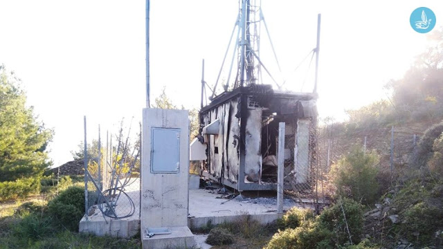 Με την βοήθεια της ΕΥΠ έπιασαν τον Σαμποτέρ που έβαλε πυρκαγιά στην Ρόδο