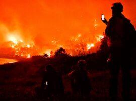 37 Δασικές πυρκαγιές το τελευταίο 24ωρο