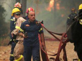 Χρόνια πολλά στον Αρχηγό του Πυροσβεστικού Σώματος