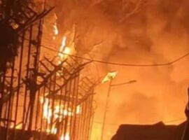 10 χρόνια φυλάκιση στους 4 έφηβους κατηγορούμενους για την πυρκαγιά της Μόριας