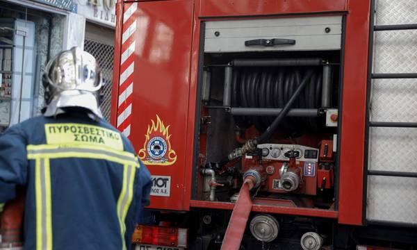 Εύβοια: Έκρηξη φιάλης διέλυσε το σπίτι και τραυμάτισε τον ιδιοκτήτη
