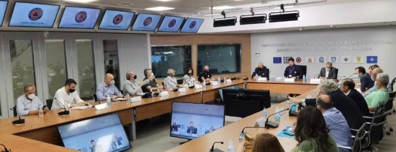 Επιχείρηση «Δρυάδες» από την Πολιτική Προστασία για την αντιπυρική θωράκιση της Αττικής