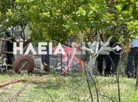 Τραγωδία στην Ηλεία: Δύο νεκροί από πτώση αεροσκάφους
