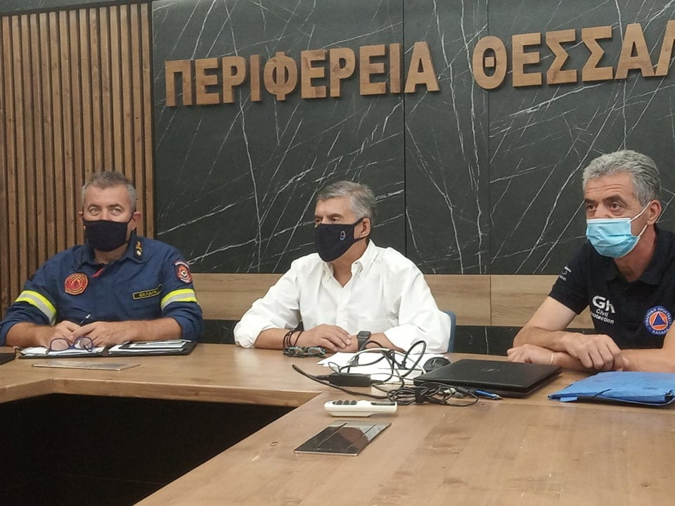 Έκκληση διοικητή Πυροσβεστικής Θεσσαλίας: Προσέξτε φέτος το καλοκαίρι, είναι μεγάλος ο κίνδυνος πυρκαγιάς