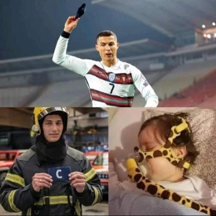 Πώς ένας πυροσβέστης έσωσε 6 μηνών μωρό