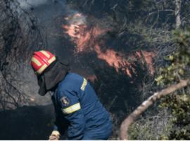 Η απίστευτη κατάθεση ενός εμπρηστή: Με ποιον τρόπο έβαλε πυρκαγιά στο Λαύριο