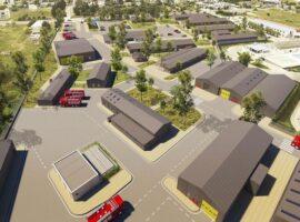 Ξεκινά η κατασκευή του Νέου Κέντρου Εκπαίδευσης της Πυροσβεστικής