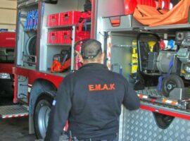 Εκπρόσωπος Τύπου Πυροσβεστικής: Όποιος από τους 54 της ΕΜΑΚ που έχουν μετακινηθεί,εμβολιαστεί, επιστρέφει άμεσα