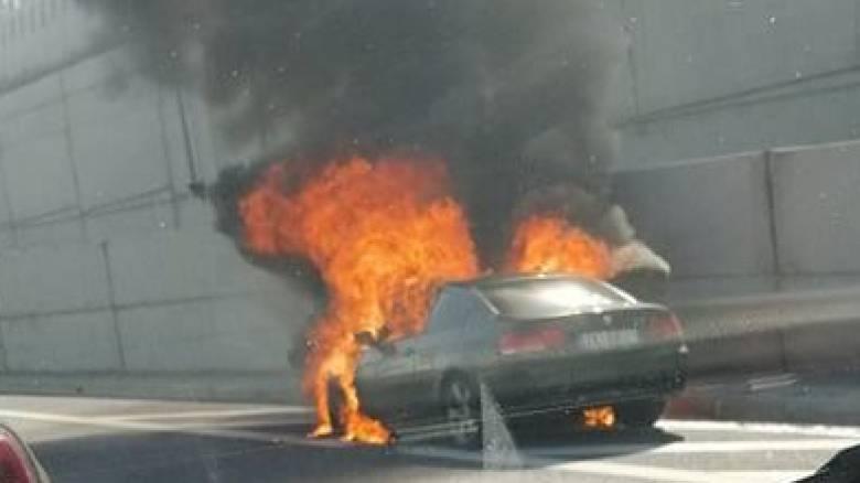 Σορός ατόμου εντοπίστηκε κατά τη διάρκεια κατάσβεσης πυρκαγιάς σε Ε.Ι.Χ. αυτοκίνητο στην Χαλκηδόνα