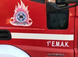 EMAK: «Ανεκπαίδευτοι οι πυροσβέστες που αντικαθιστούν τους ανεμβολίαστους»
