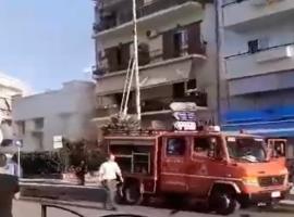 Πυρκαγιά σε υπόγειο χώρο 3οροφης πολυκατοικία στην Αλεξανδρούπολη