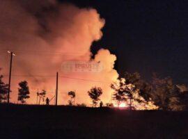 Ιωάννινα: Σε εξέλιξη πυρκαγιά στα ΧΥΤΑ Ελληνικού.(φωτο-βίντεο)