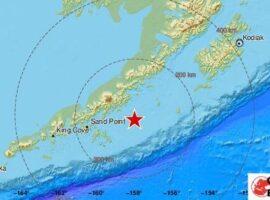 Σεισμός – τέρας 8,2 Ρίχτερ στην Αλάσκα