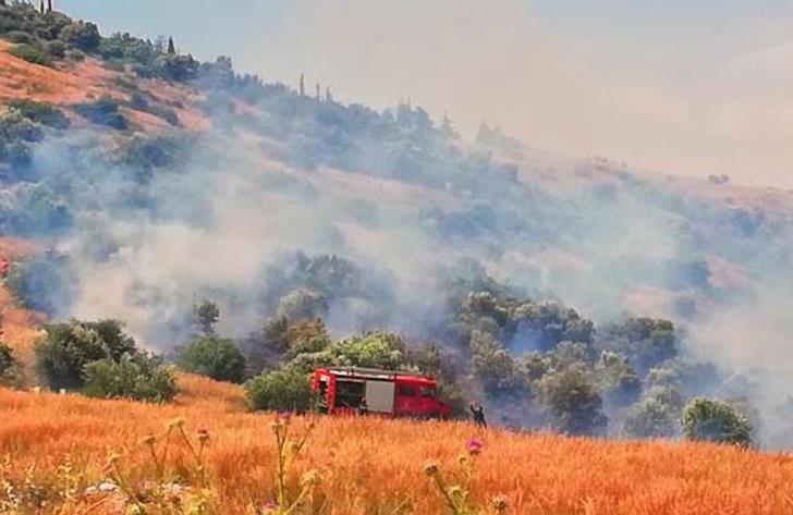 Σε 57 ανήλθαν οι δασικές πυρκαγιές το τελευταίο 24ωρο