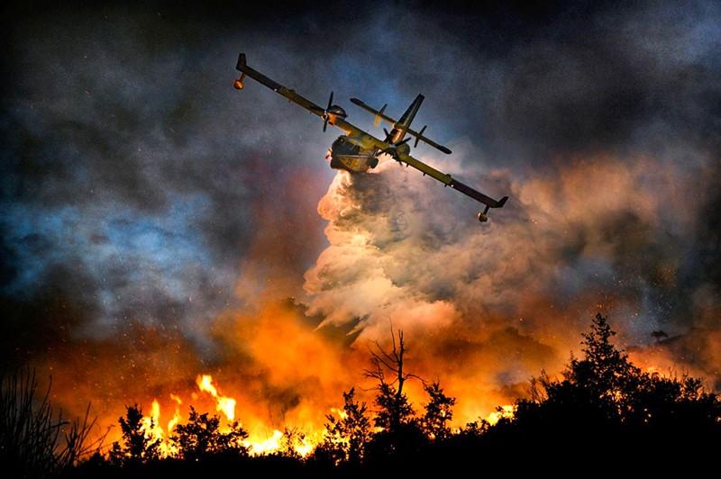 64 Δασικές πυρκαγιές το τελευταίο 24ωρο