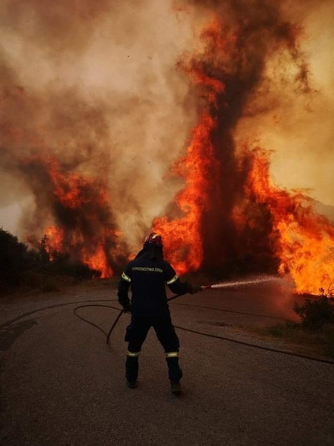 Πάνω από 500 στρέμματα έγιναν στάχτη από τις πρόσφατες πυρκαγιές στην Κρήτη
