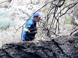 Φωτογραφικό υλικό από την πυρκαγιά στην βουλιαγμένη Αττικής