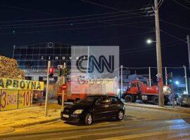 Έκρηξη στη Βάρη σε γραφεία πετρελαϊκής εταιρείας – Ένας ελαφρά τραυματίας