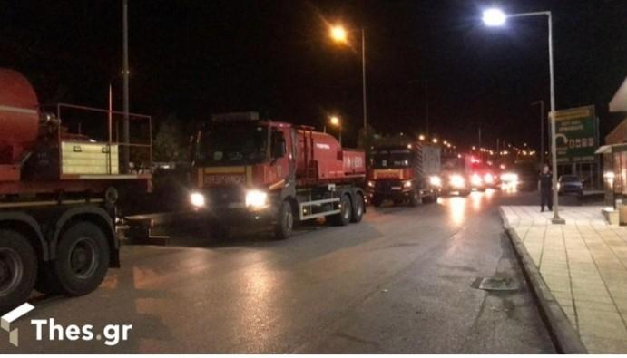 Στην Ελλάδα οι Ρουμάνοι πυροσβέστες με 23 οχήματα