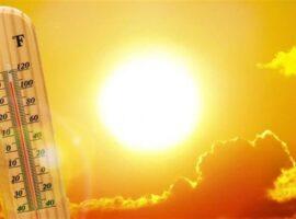 Καιρός: Ο καύσωνας απογειώνει τον υδράργυρο – Στους 45 βαθμούς η θερμοκρασία
