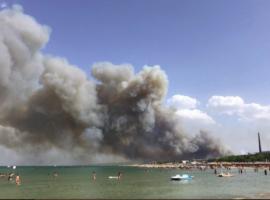 Πύρινη κόλαση στην Ιταλία: 800 πυρκαγιές σε όλη τη χώρα