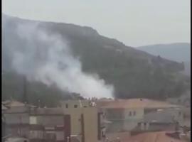 Πυρκαγιά εν υπαίθρω στην Ευκαρπία Θεσσαλονίκης