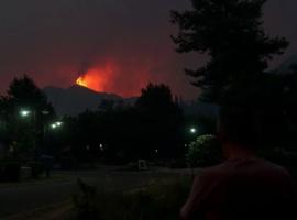 Πυρκαγιές σε Αρχαία Ολυμπία, Βόρεια Εύβοια και Μεσσηνία – Τεράστια μάχη με τις φλόγες