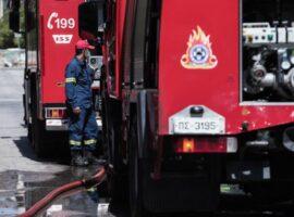 Πυρκαγιά σε διαμέρισμα στα Πατήσια! 2 νεκροί