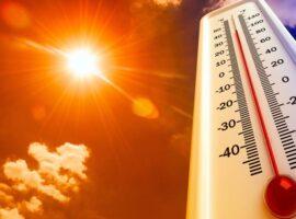 Αρναούτογλου: Αποπνικτική ατμόσφαιρα με καυτό λίβα – Θα «χτυπήσει» 45άρι την Τρίτη