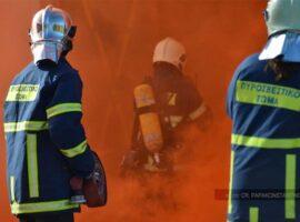 Συμβάντα ημέρας από το Πυροσβεστικό Σώμα