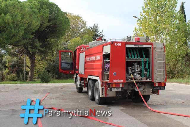 Πυροσβέστες της Ηπείρου – Μαζική ένστολη κινητοποίηση