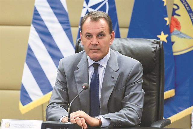 Ν. Παναγιωτόπουλος: Με αιτήματα της ΓΓΠΠ η εμπλοκή των Ενόπλων Δυνάμεων στην κατάσβεση πυρκαγιών
