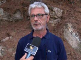 Ζάκυνθος: Γιάννης Κρεκούκης μας μιλάει για τον «Τυφώνα» και τις εμπειρίες του στις φετινές πυρκαγιές