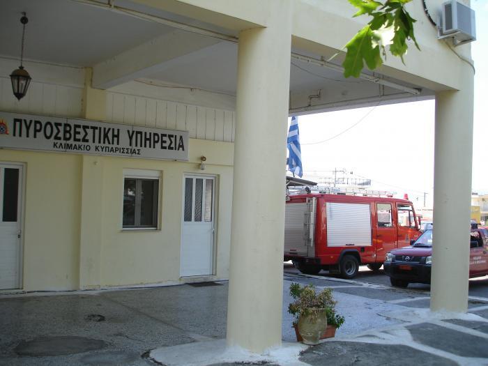 Μεσσηνία: Με διαφωνίες η παράταση παραχώρησης οχήματος του Δήμου Τριφυλίας στην Πυροσβεστική