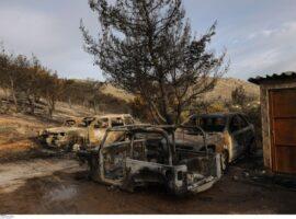 Πυρκαγιά στη Νέα Μάκρη: Οι κάμερες «προδίδουν» την ταυτότητα του εμπρηστή