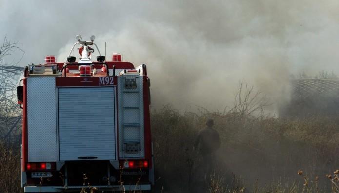 Μεσσηνία: Δύο πυρκαγιές σε εξέλιξη