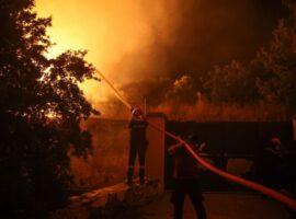 Νέα Δασική πυρκαγιά ΤΩΡΑ στην Πάρνηθα