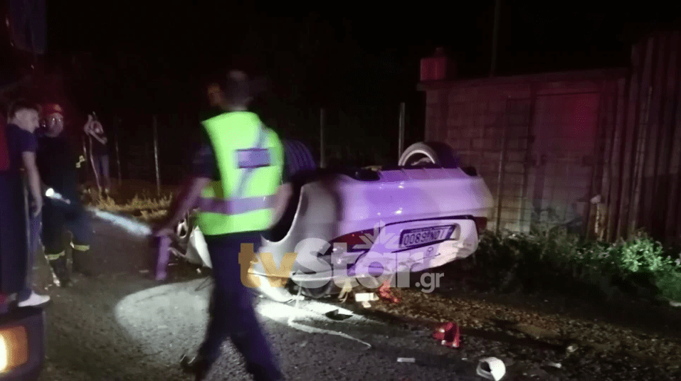 Τραγωδία στην Εύβοια: Νεκροί δύο 19χρονοι φίλοι σε τροχαίο με μηχανή