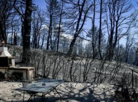 """""""Δάρδανος"""": Το σχέδιο για αντιπλημμυρικά έργα μετά τις πυρκαγιές χαμένο στη… μετάφραση της γραφειοκρατίας"""